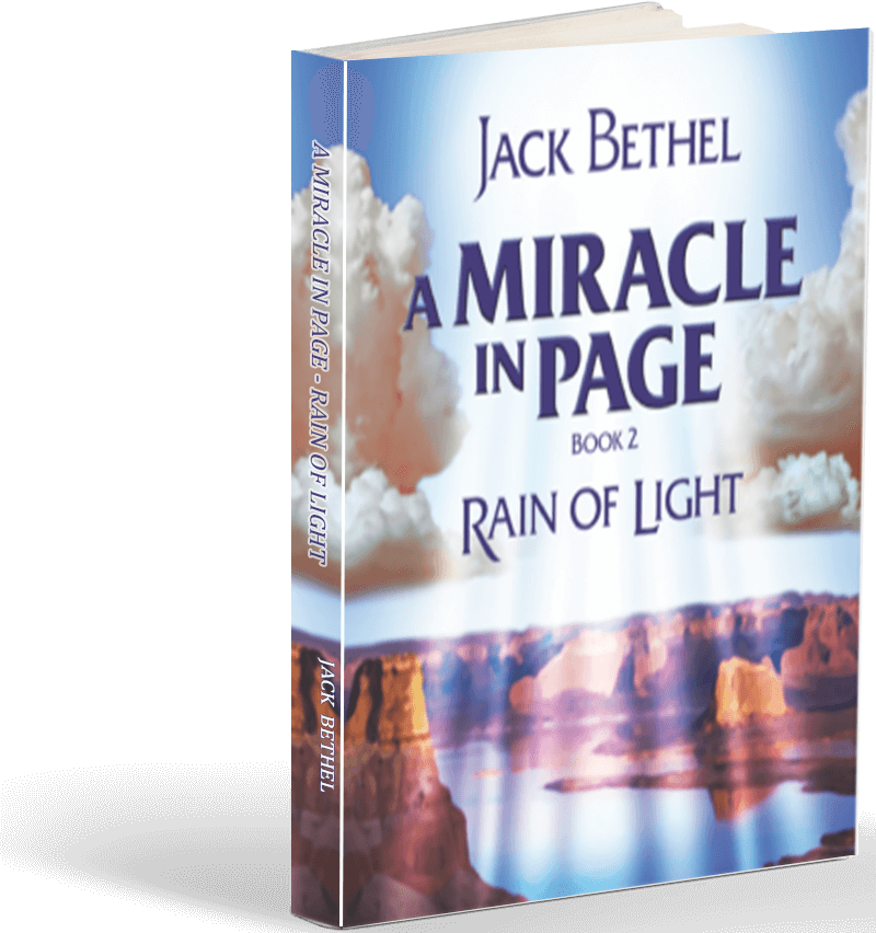 Miracle in Page Rain of Light_Jack Bethel
